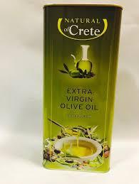 Студено пресован зехтин extra virgin 3л. кен.Гърция