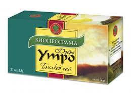 Чай добро утро Биопрограма 30гр.