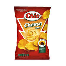 Чио чипс сирене 65 г