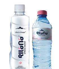 Вода изворна Рилана 500мл.