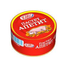 Пастет Апетит 300г.