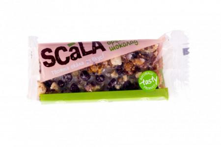 Барче със смокиня, орехи и шоколад Scala