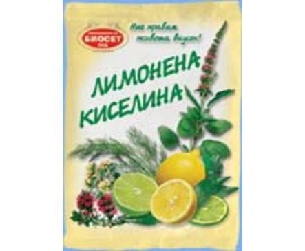 Лимонена киселина 10гр.