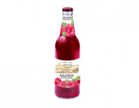 Плодова напитка МАЛИНА ФАМИЛЕКС 500ml