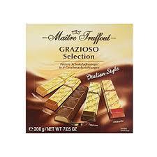 Шоколадови бонбони Грациозо 200г.