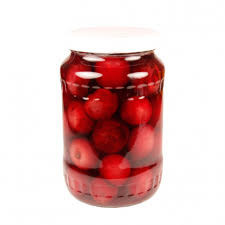 Canned cherries 680gr.