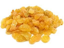 Golden raisins 100gr.