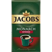 Jacobs Monarch intensive 250гр.