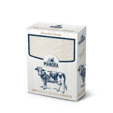 Сирене краве MANDRA 400гр.