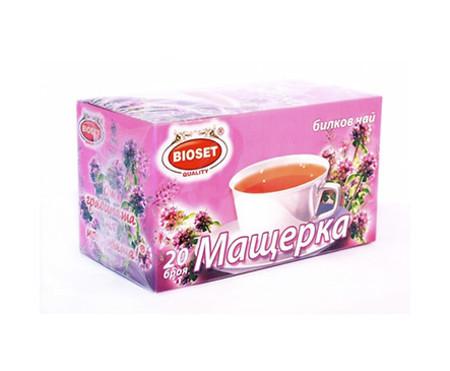 Чай билков мащерка 30гр. (20бр.филтърни пакетчета)