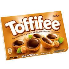 Шоколадови бонбони Тофифи 125г.