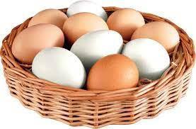 Яйца от свободни кокошки 10 бр.