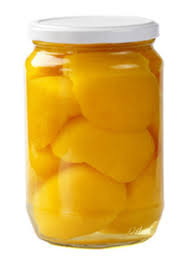 Canned peaches 680gr.
