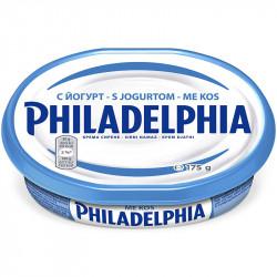 Крем сирене Филаделфия 175г. йогурт