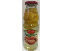 Canned apricots 1kg.