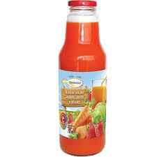 Сок от морков, ягода и ябълка 330ml