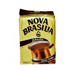 Кафе Нова Бразилия 200гр. /джезве/