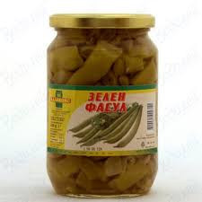 Canned green beans 680gr.