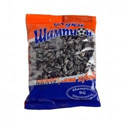 Roasted sunflower seeds (salted, in shell) 110gr.