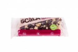 Барче с шоколад, бадеми, боровинки Scala
