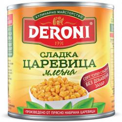 Canned sweet corn 340gr.