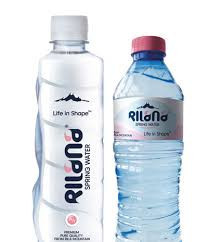 Spring water Rilana 500ml.