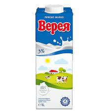 Milk 3% fat 1l.