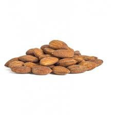 Roasted almonds (salted) 80gr.