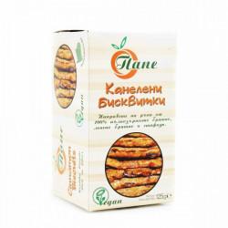 Cinnamon cookies 125gr.