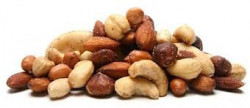 Roasted mixed nuts (salted, no shell) 140gr.