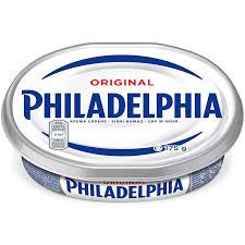 Philadelphia Филаделфия натурално крем сирене 175гр.