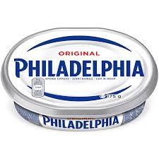 Philadelphia cream cheese original 175gr.