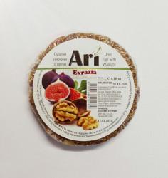 Сушени смокини с орехи 130гр.