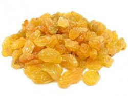 Golden raisins 100gr.