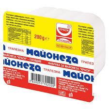 Mayonnaise 200gr.