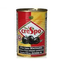 Crespo маслини без костилка 180гр.