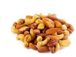 Raw mixed nuts (no shell) 100gr.