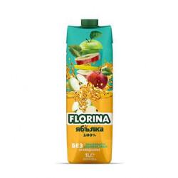 Натурален сок ябълка Флорина 1л.