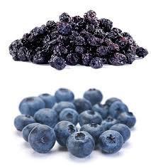 Blueberries 125gr.