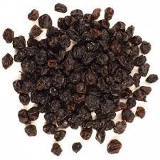 Dark raisins 100gr.