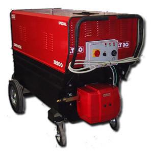 IDROPAVESE MASTER - masini de spalat cu presiune apa calda spalatorie auto
