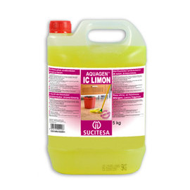 AQUAGEN IC LIMON - detergent podele