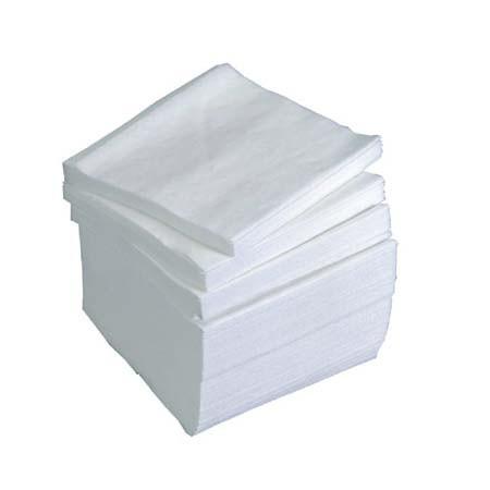 SERVETELE VRAC 25 X 25 CM - culoare alb extrafin
