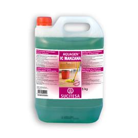 AQUAGEN IC MANZANA - detergent podele