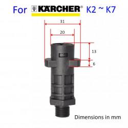 LANCE SPUMATOARE cu adaptor pentru Karcher K