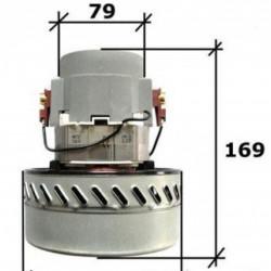 MOTOR ASPIRATOR PROFESIONAL - bistadiu, pentru aspiratoare cu 1 ,2 sau 3 motoare