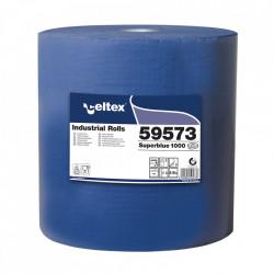 Rola hartie Celtex Superblu 500