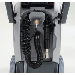 NILFISK ES300 - masina profesionala spalat si aspirat covoare si mochete