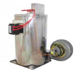 SERPENTINA - Boiler incalzire pe motorina pentru diferite pompe presiune