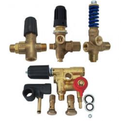 SUPAPE BY-PASS (BYPASS) - pentru aparate presiune spalatorie auto